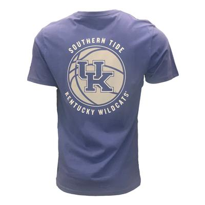 Kentucky Southern Tide Men's Basketball Short Sleeve Tee