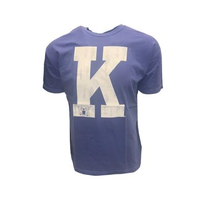 Kentucky Vintage Block K Comfort Colors Short Sleeve Tee
