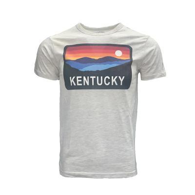Kentucky League Horizon Short Sleeve Tee HTHR_LINEN