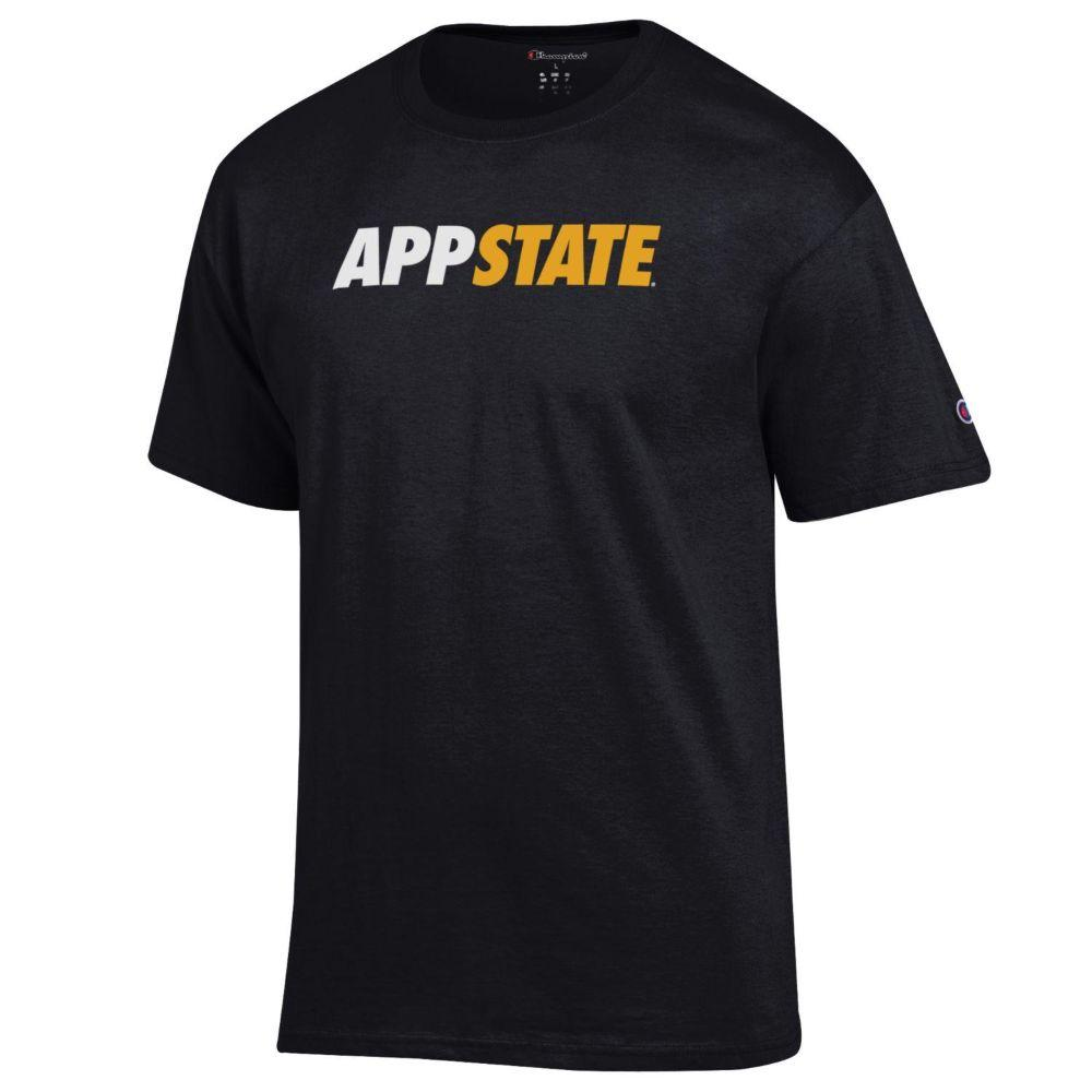 Appalachian State Champion Men's App State Tee