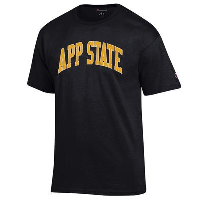 Appalachian State Champion Men's Arch App State Tee
