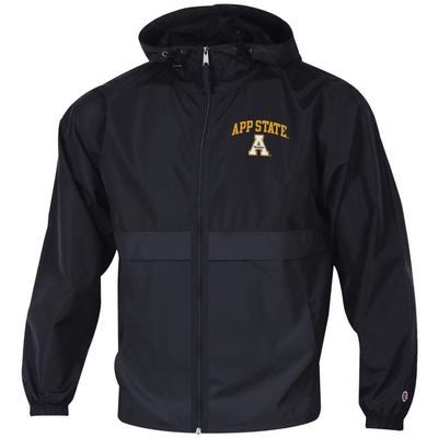 Appalachian State Champion Full Zip Lightweight Jacket