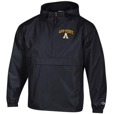 Appalachian State Champion Pack And Go Jacket