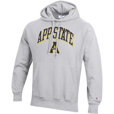 Appalachian State Champion Reverse Weave Hoody