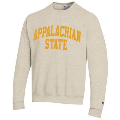 Appalachian State Champion Arch Crew