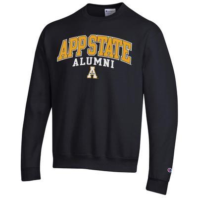 Appalachian State Champion Alumni Crew