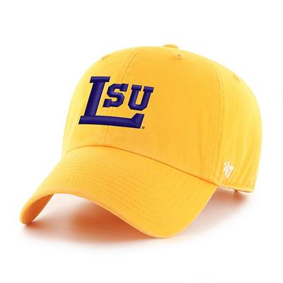 LSU 47' Brand Block L Franchise Hat