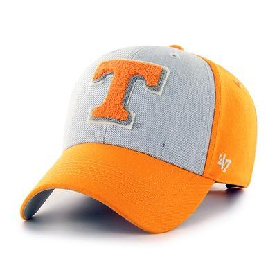 Tennessee 47' Brand Felt 3-Tone Adjustable Hat