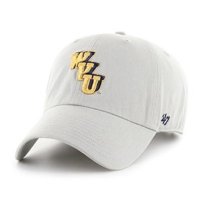 West Virginia 47' Brand Vault Clean Up Hat