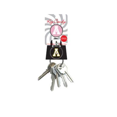 Appalachian State Candy Keychain