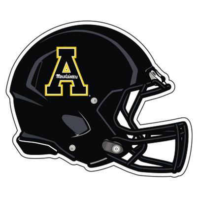 Appalachian State Helmet Decal 3