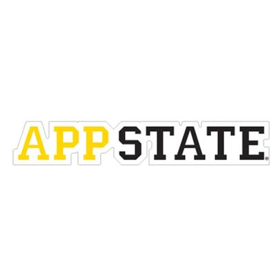 Appalachian State App State Magnet 3