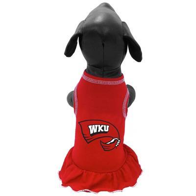Western Kentucky PET Cheer Dress
