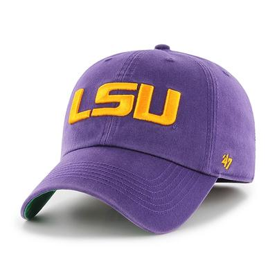 LSU 47' Brand Franchise Fitted Hat