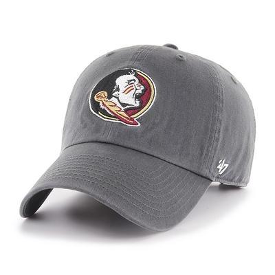 Florida State 47' Brand Adjustable Clean Up Hat