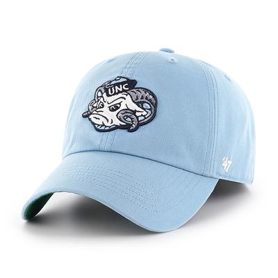 UNC 47' Brand Rameses Franchise Fitted Hat