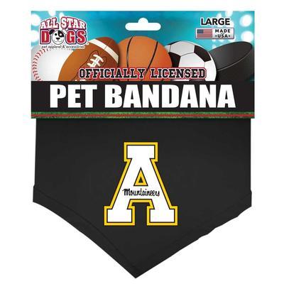 Appalachian State PET Bandana