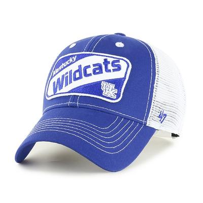Kentucky 47' Brand Kid's MVP Mesh Patch Hat