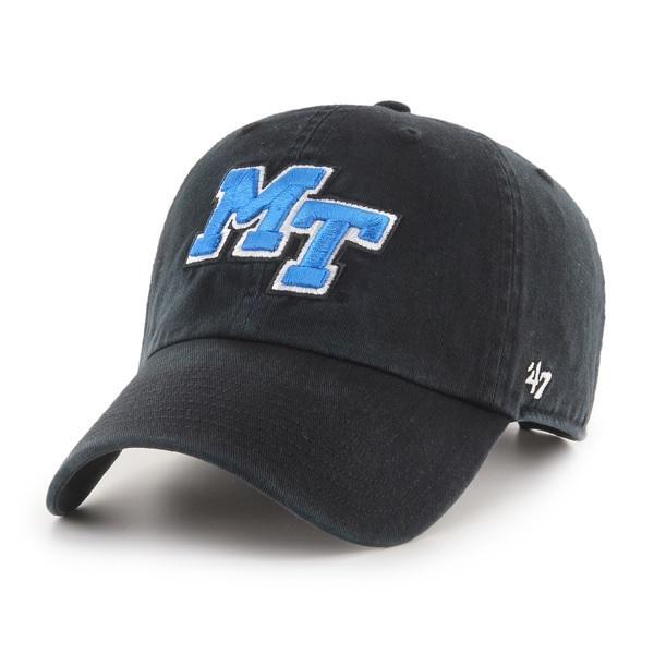 Mtsu 47 ' Brand Adjustable Clean Up Hat