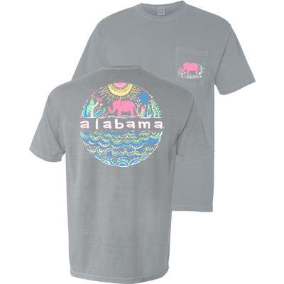 Alabama Women's Comfort Color T-Shirt