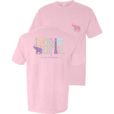 Alabama Women's Comfort Color Bama T-Shirt