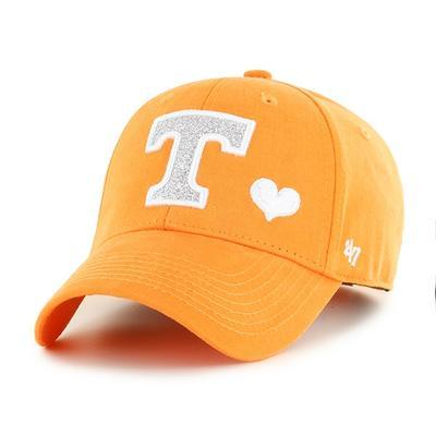 Tennessee 47' Brand Girls MVP Heart Adjustable Hat