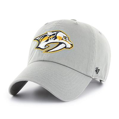 Nashville Predators 47' Brand Adjustable Clean Up Hat