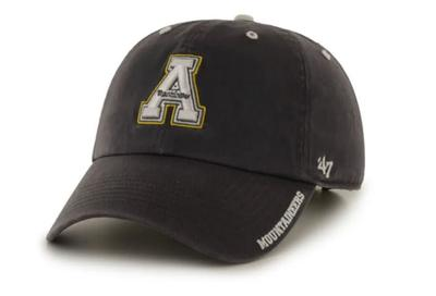 Appalachian State 47' Brand Ice Adjustable Clean Up Hat