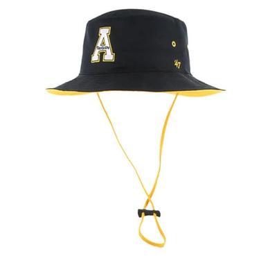 Appalachian State 47' Brand Adjustable Bucket Hat