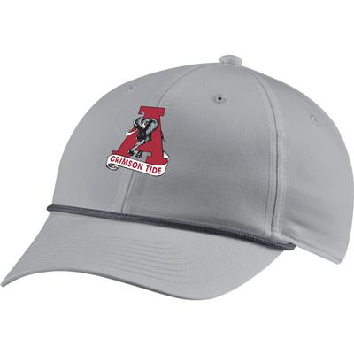Alabama Nike Golf L91 Vault Rope Elephant in A Logo Adjustable Hat