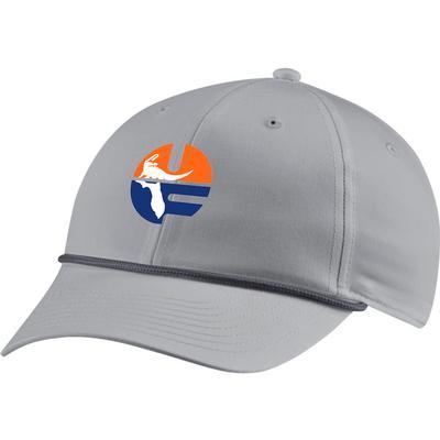 Florida Nike Golf L91 Vault Rope Circle UF Logo Adjustable Hat