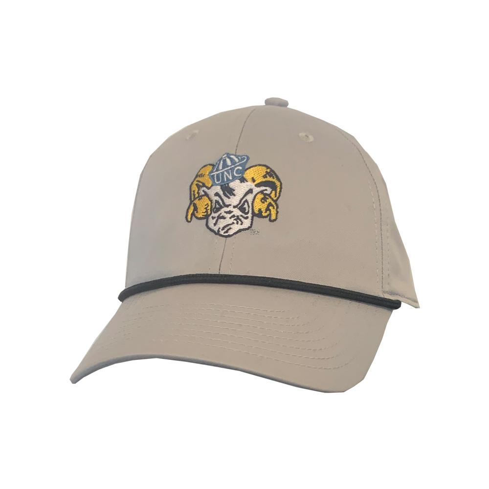 Unc Nike Golf L91 Vault Rope Ram Head Logo Adjustable Hat