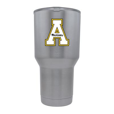 Appalachian State 30 oz Stainless A Tumbler