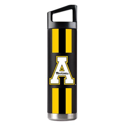 Appalachian State 22 oz A Striped Bottle