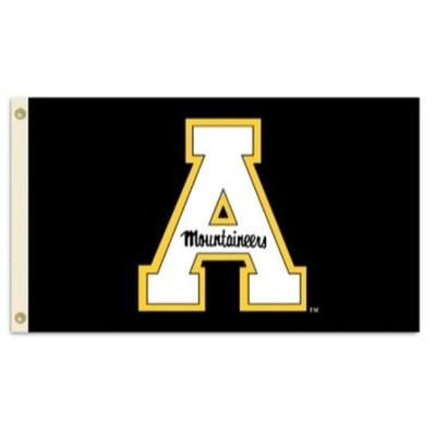 Appalachian State Block A House Flag
