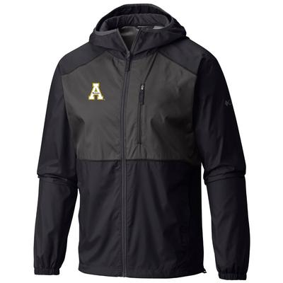 Appalachian State Columbia Men's Flash Forward Full Zip Jacket