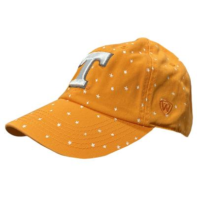 Tennessee Top of the World Women's Star Adjustable Hat