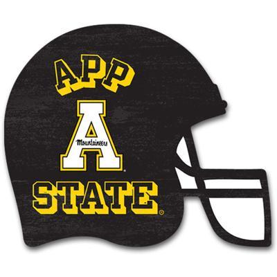 Appalachian State Legacy Helmet Magnet