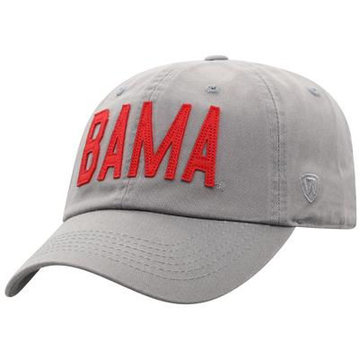 Alabama Top of the World District Letters Adjustable Hat