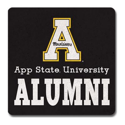 Appalachian State Legacy Alumni Coaster