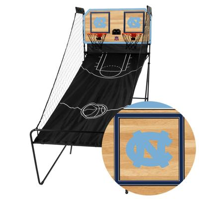 UNC Classic Arcade Shootout Basketball Game