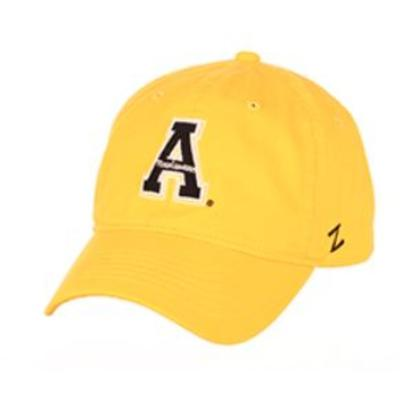 Appalachian State Zephyr Scholarship A Logo Adjustable Hat