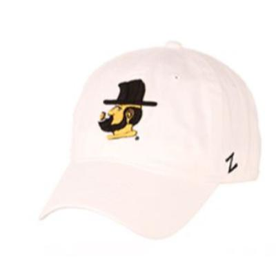 Appalachian State Zephyr Scholarship Yosef Logo Adjustable Hat