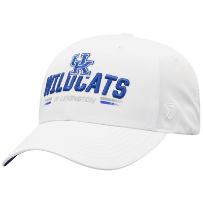 Kentucky Top of the World Wildcats Snap Back Hat