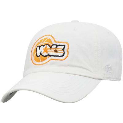 Tennessee Top of the World Retro Basketball Vols Adjustable Hat