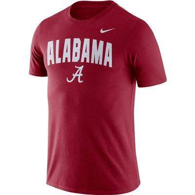 Alabama Nike Men's Arch Basic Tee