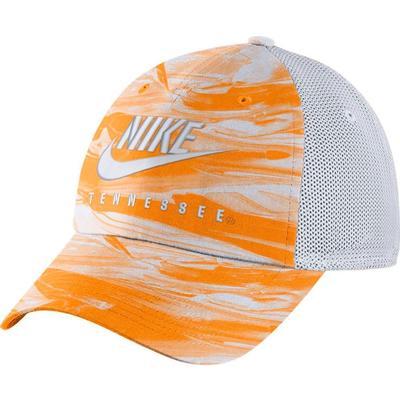 Tennessee Nike H86 Spring Break Tie Dye Trucker Hat