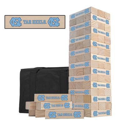 UNC Tar Heels Gameday Tower Game