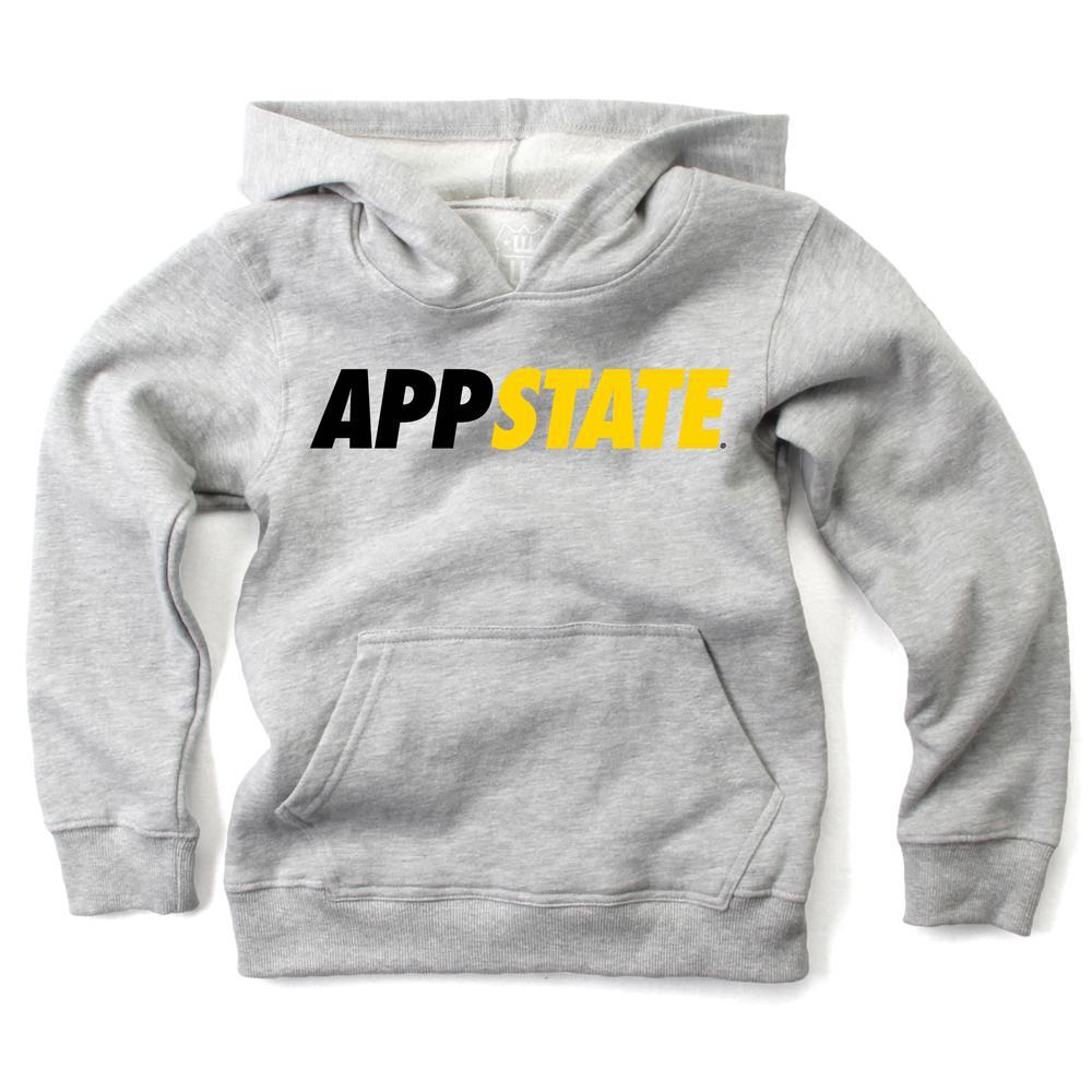Appalachian State Youth App State Fleece Hoodie