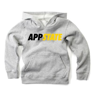 Appalachian State Toddler App State Fleece Hoodie